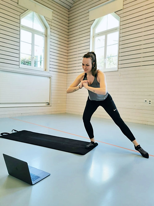 Zumba® Fitness live streaming 6x Dienstag 18:30 Uhr ab 02.03.2021