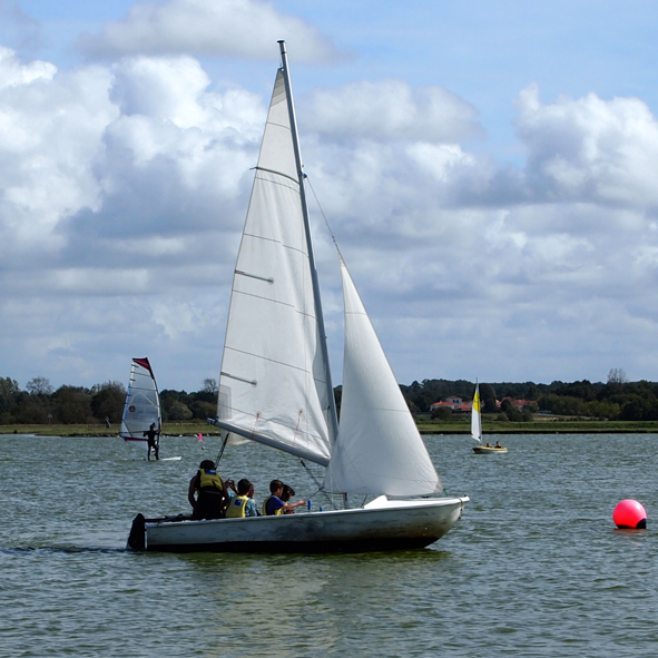, bateau collectif