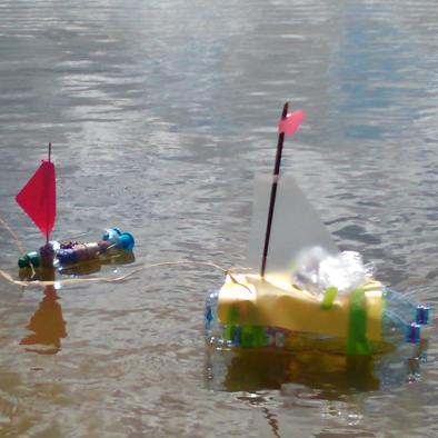 Fabrication de bateaux