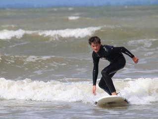 Rentrée Septembre 2017 : Surf et Longe-côte