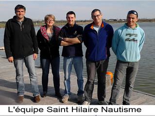 Le nautisme à St Hilaire de Riez