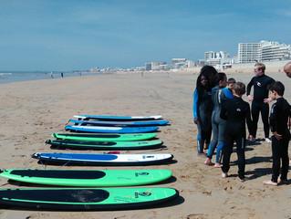 2018 Reprise Surf à l'année