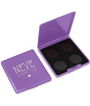 Palette personalizzabile da 4 Violet Vision