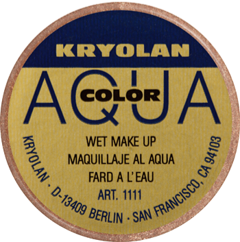 AQUACOLOR METALLIC BRONZE