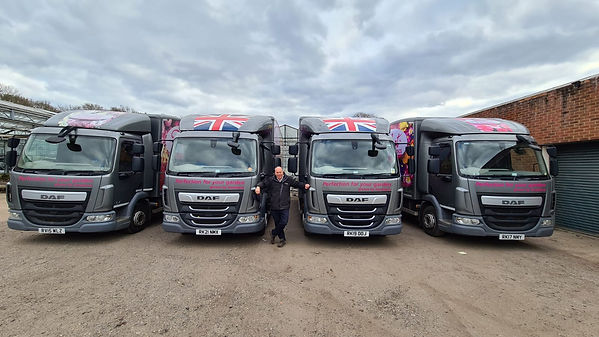 Perfect Choice delivery fleet