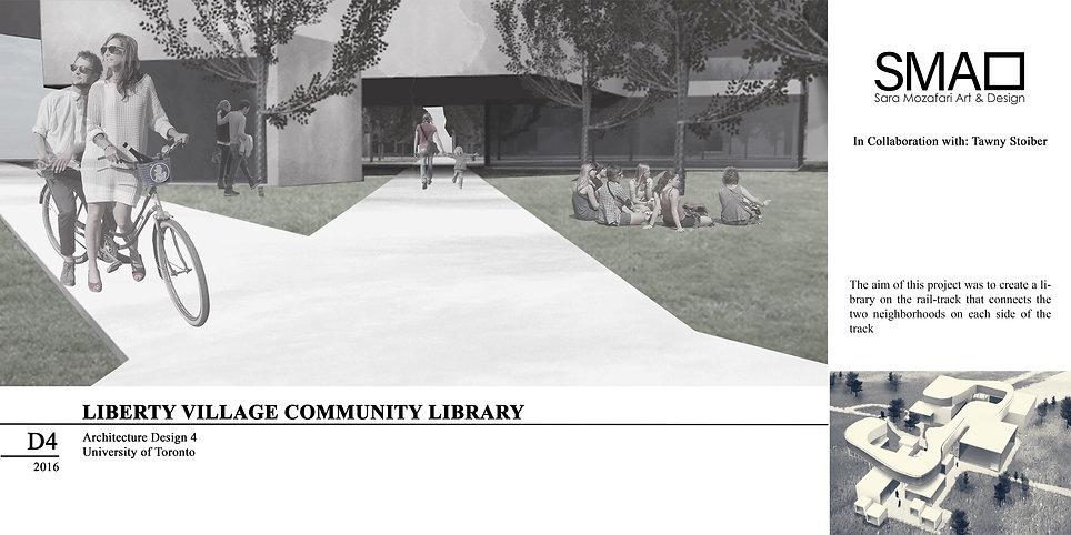 Liberty Village Community Library
