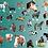 "Thumbnail: Wanduhr ""Pferd"""
