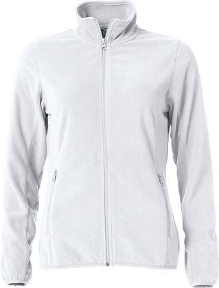 Basic Micro Fleece Jacke Damen