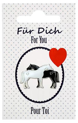 """Ansteckpin """"Für Dich"""""""