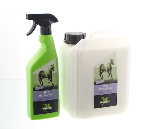 Horse Gloss 3 in 1