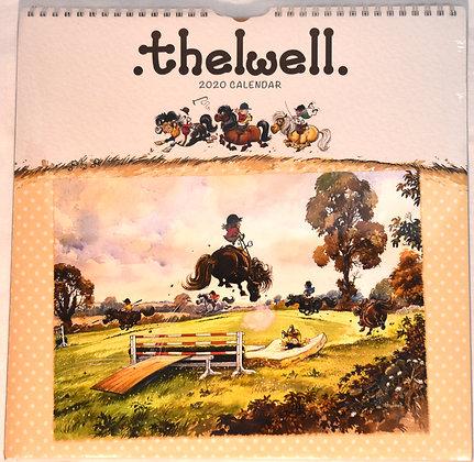 Kalender Thelwell
