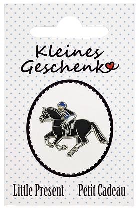 """Ansteckpin """"Kleines Geschenk"""""""