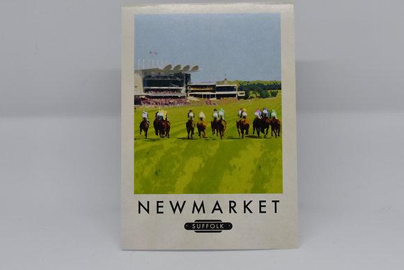 """Notizblock """"Newmarket"""""""