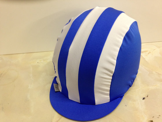 Showquest Helmüberzug, gestreift