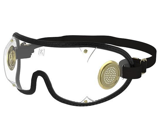 Rennbrille Kroops Klar