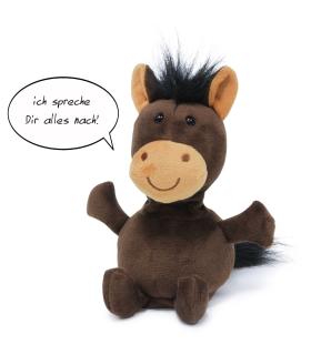 Hugo, das sprechende Pferd