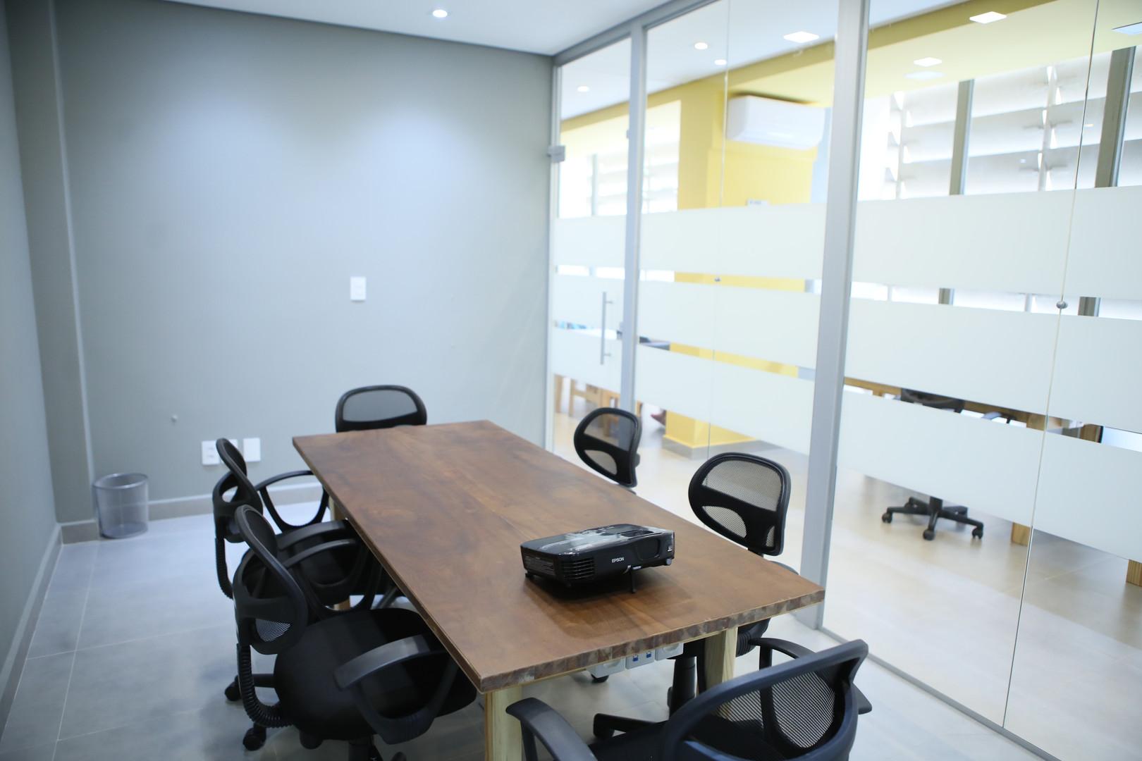 Sala de Reunião.