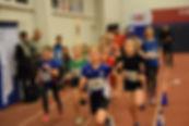 Vestdanske ungdomsmesterskaber indendørs