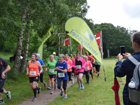 Sæbygaardløb - nu også med populær halv-maraton