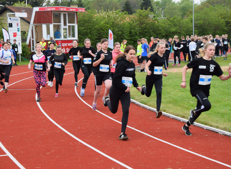 Skole OL i Sæby med rekordtilmelding i år