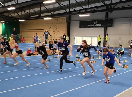Landsmesterskaberne i Randers atletikhal