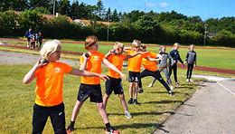 Sæby Atletikskole - tirsdag