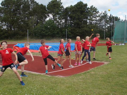 Tilmeld til Sæby Atletikskole 2021
