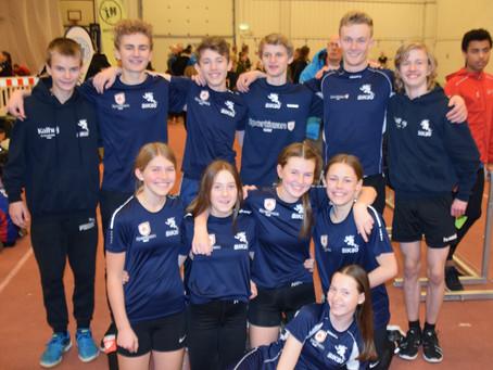 Vestdanske mesterskaber i Marselisborghallen i Aarhus