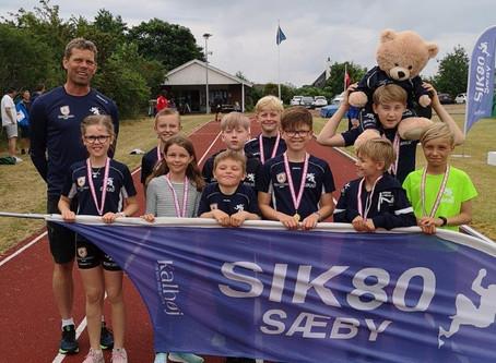 Sæby skød atletikken i gang i Nordjylland
