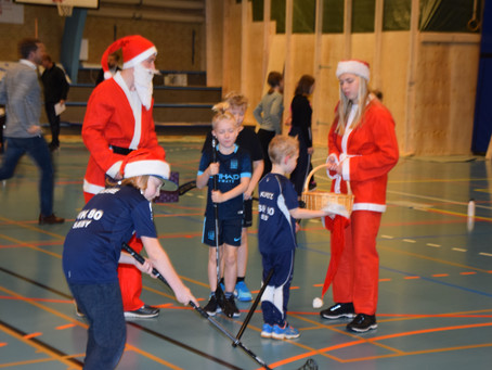 Juleafslutning i SIK80 2019
