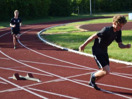 SIK 80 atletik klar til DM for hold.