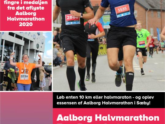 Aalborg Halvmarathon kommer til Sæby