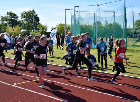 Sportsfest med 900 elever til skoleOL