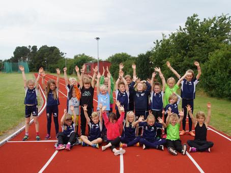 Mini Atletikskole 2016