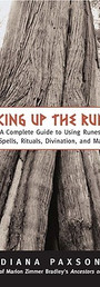 Taking Up The Runes: A Complete Guide To Using Runes In Spells, Rituals, Divination, And Magic - Diana L. Paxson