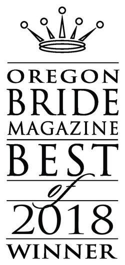 Oregon Bride Best of 2018