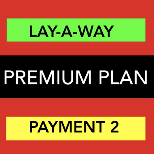 PREMIUM WEBSITE - LAY-A-WAY PAYMENT 2