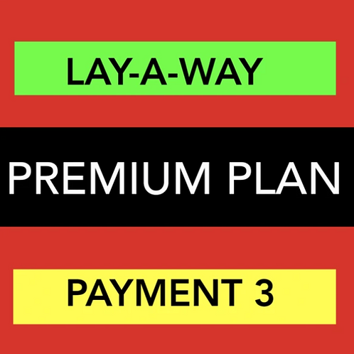 PREMIUM WEBSITE - LAY-A-WAY PAYMENT 3