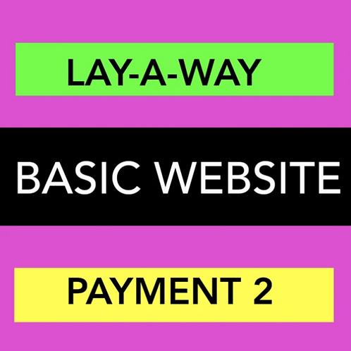 BASIC WEBSITE - LAY-A-WAY PAYMENT2