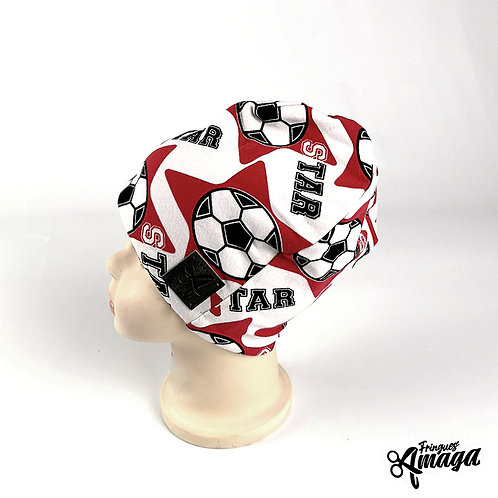 Tuque slouchy soccer