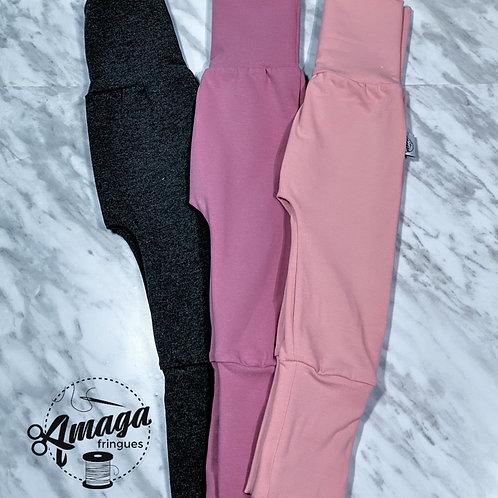 Pantalon évolutif style slim