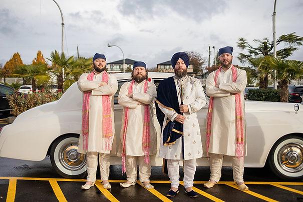 Baraat Indian Wedding photography