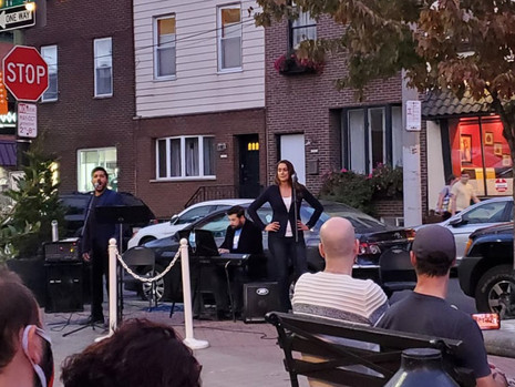 The East Passyunk Opera Project is Having an Outdoor Mother's Day Pop-up Concert!