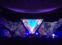 3D mapping open ceremony