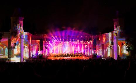 """Festival of music and light"""