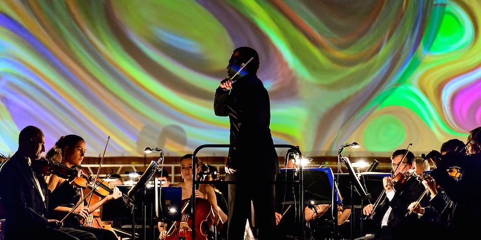 Аудиовизуальный концерт с оркестром и солистом