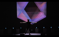 Dance stereo 3D performance