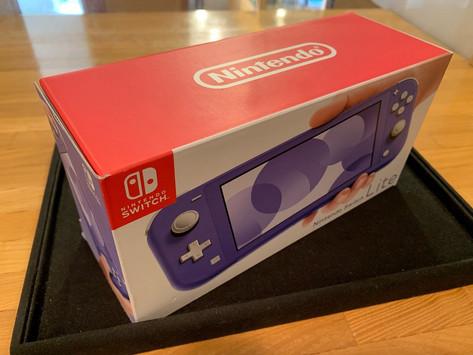 買取と質屋の上州屋荻窪店 Nintendo Switch Liteの買取