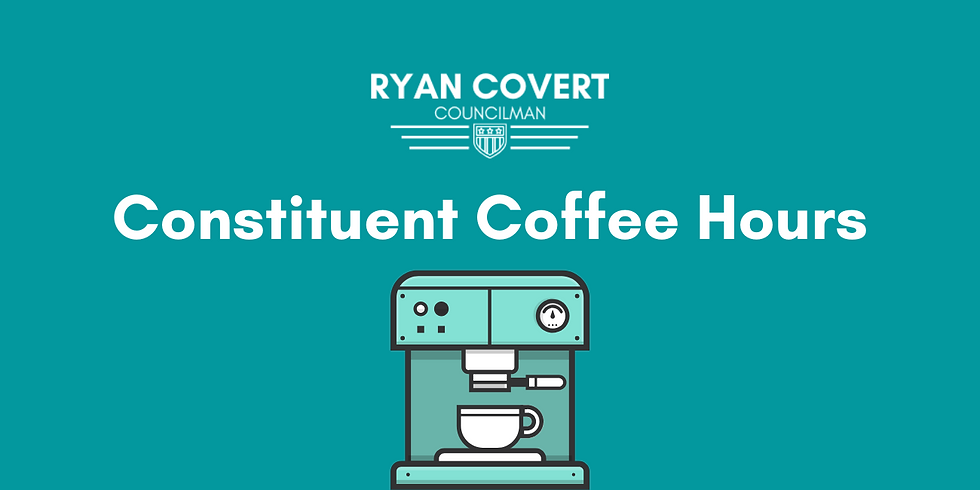 Constituent Coffee Hour