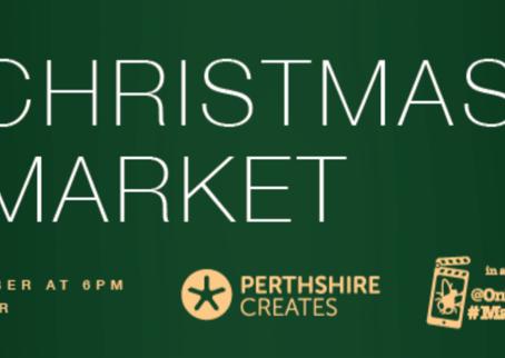 Perthshire Creates Online Christmas Design Market